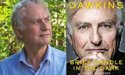 DAWKINS BOOK WARMS MAN'S LIVING ROOM