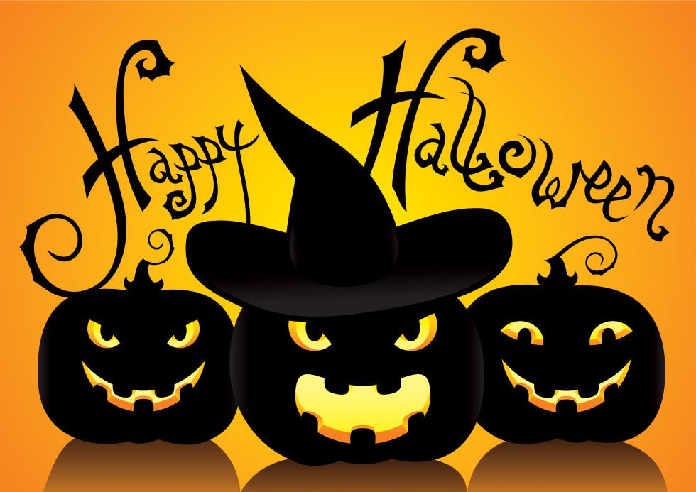 Как сделать украшения для хэллоуина картинки