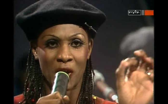 BONEY M ALL MEN CAN'T SING
