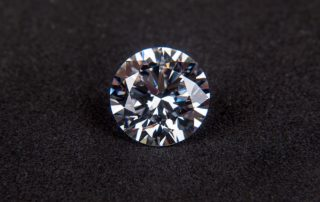 EARTH'S DOME MADE OF DIAMOND