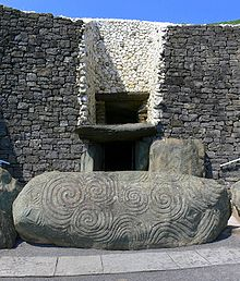NEWGRANGE NOT THAT OLD