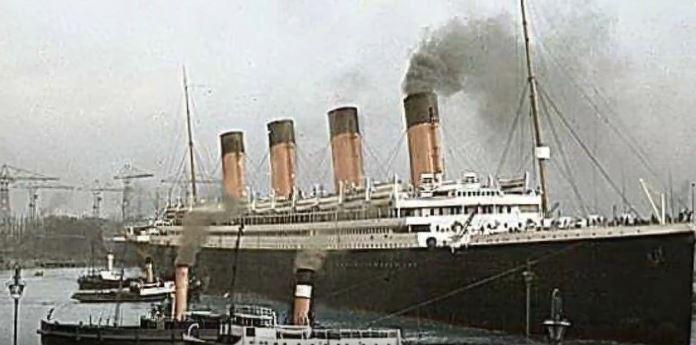 THE TITANIC MANOEUVRE