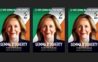 MORE POWER TO GEMMA O'DOHERTY