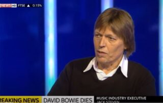 THE CURIOUS CASE OF DAVID BOWIE NOT BEING DEAD